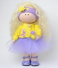 Тоня. Набор для шитья куклы