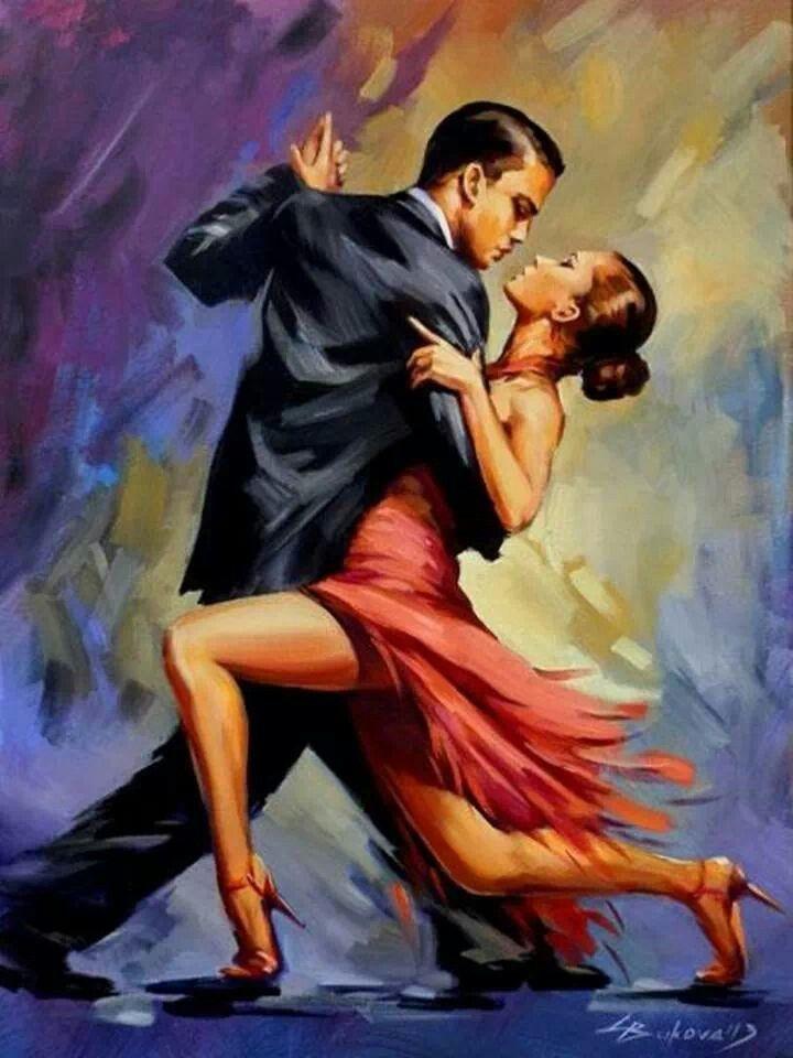 Для постера танцы